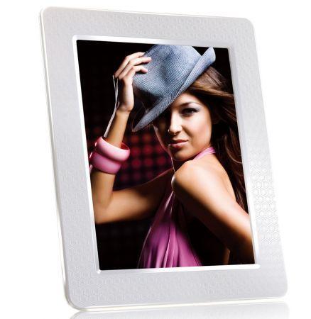 Transcend PF830: cornice digitale elegante per San Valentino 2011