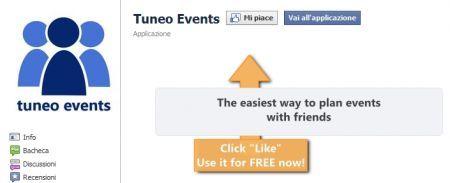 Tuneo Events