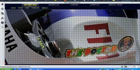 Valentino Rossi sito