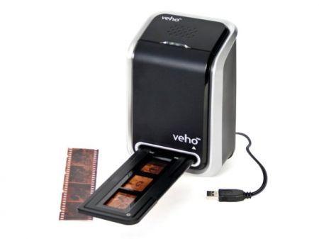 Veho Scanner Deluxe: scanner per diapositive e negativi come idea regalo