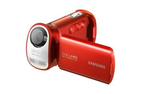 Samsung Full HD T10: videocamera maneggevole all'IFA 2010