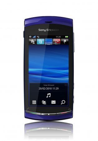 Sony Ericsson Vivaz disponibile con Vodafone