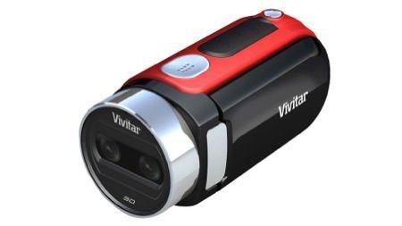 Regali di Natale tech: Vivicam 790HD 3D, la videocamera low cost