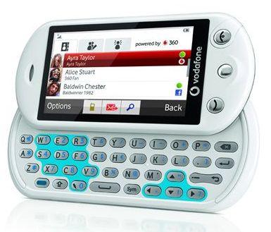 Vodafone 553: cellulare touchscreen economico e colorato