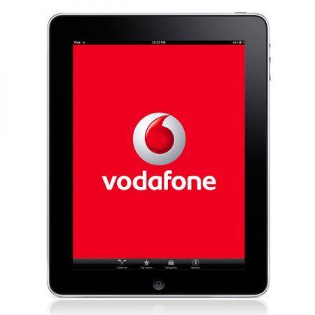Apple iPad con Vodafone: 30 euro mensili traffico illimitato senza contratto