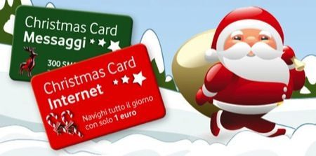 Idee regalo per Natale, ecco le offerte di Wind e Vodafone
