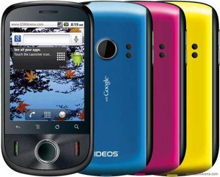 Vodafone Ideos: smartphone touchscreen colorato ed economico per Natale