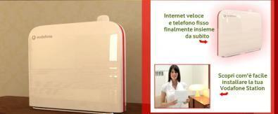 Vodafone Station: navigare sia su ADSL che rete HSDPA