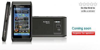 Nokia N8: in arrivo con Vodafone