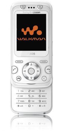 W305: un nuovo music phone da Sony Ericsson