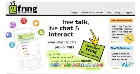 We-Fi plug-in per Fring ci aiuta a trovare Hot Spot Wi-Fi gratuiti