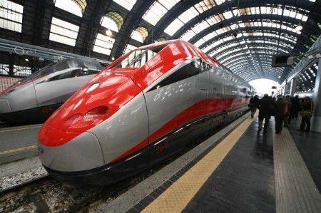 Wi-Fi gratis sui treni Frecciarossa fino ad Aprile 2011
