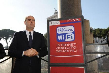 wi-fi roma