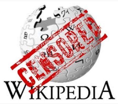 Wikipedia inglese offline per protestare contro la legge anti-pirateria