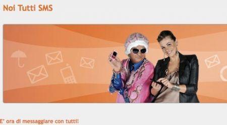 Wind Noi Tutti SMS x2 e Noi Tutti SMS x3 per inviare messaggi gratis verso tutti