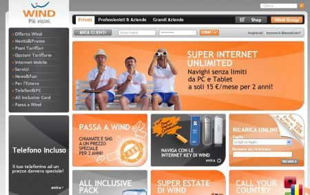 Wind presenta tariffe Noi Unlimited e Noi Wind Social