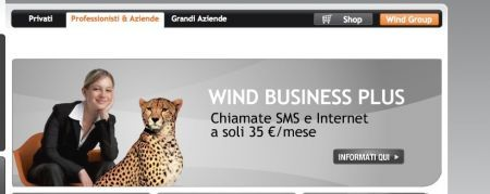 Wind Business Plus: chiamate, SMS e Internet tutto incluso