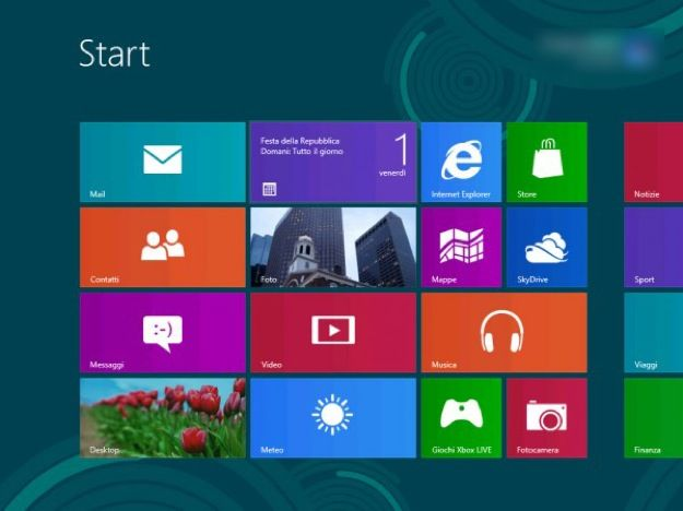 Windows 8, prezzi per l'upgrade a partire da 40 dollari