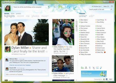 Risolvere i problemi di funzionamento di Windows Live Messenger 2011