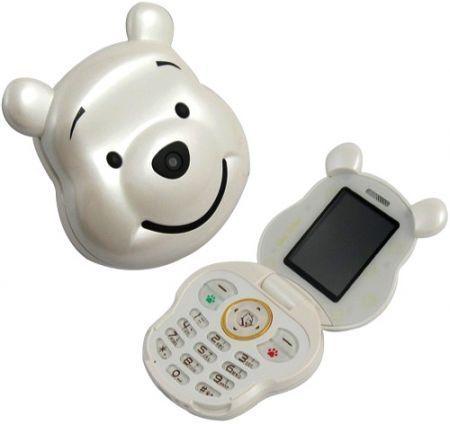 Cellulare Winnie the Pooh: cellulare per bambini