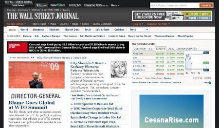 Leggi gratis il Wall Street Journal se utilizzi Google come motore di ricerca