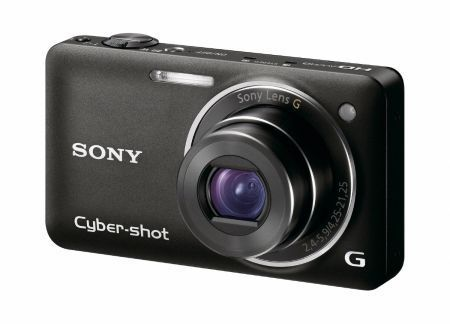 Sony Cyber-shot DSC-WX5: fotocamera chic per foto in 3D come idea Natale