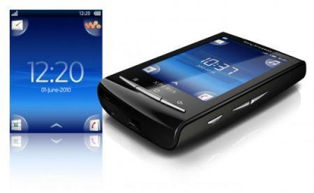 Sony Ericsson Android walkman