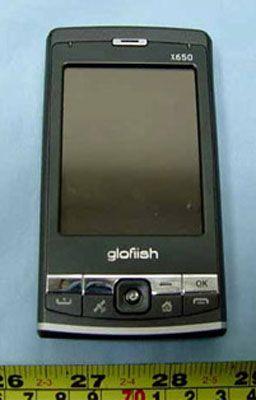 E-ten Glofiish X650 svelato dall' FCC