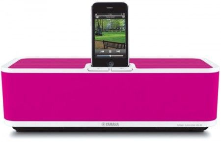 Yamaha PDX-30: dock musicale per iPhone come regalo di San Valentino