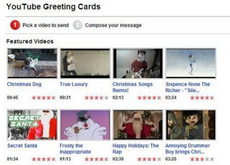 Youtube Natale: i migliori video online