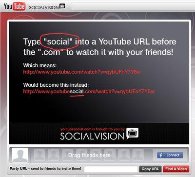 YouTube Social