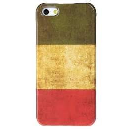 Cover iPhone 5 bandiera Italia