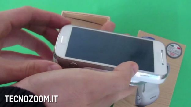 Samsung Galaxy S4 Zoom: test e pro&contro [VIDEO]
