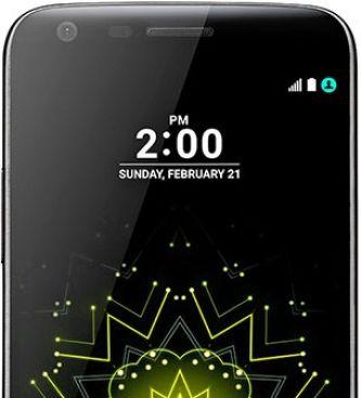 LG G5, il modulare