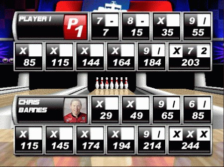 PBA Bowling 2 per BlackBerry Storm2