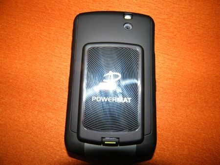 Ricevitore Powermat per palmari Rim BlackBerry Curve 83xx