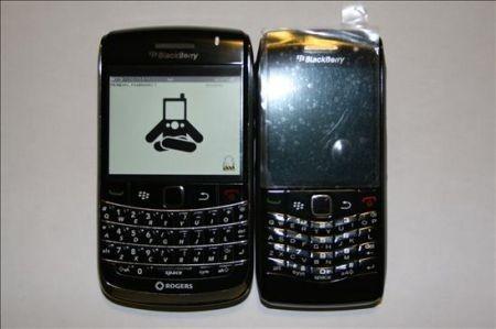 BlackBerry Perl 9100