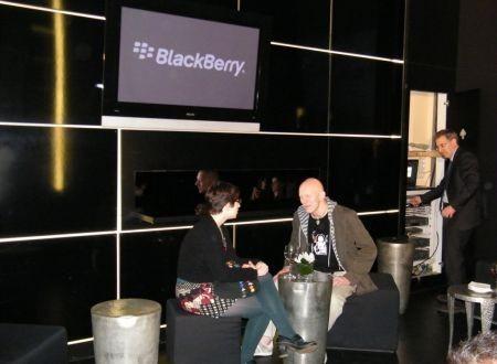 Presentazione BlackBerry Torch 9800