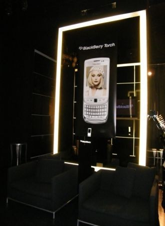 Presentazione BlackBerry Torch 9800