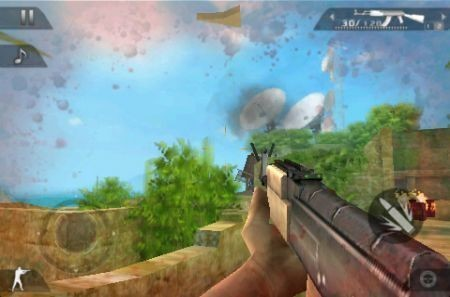 Gameloft aggiorna Modern Combat 2: Black Pegasus per iPhone e iPad