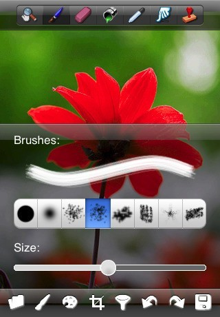 Photoforge screenshots