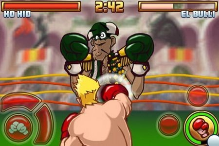 Super KO Boxing 2, il pugilato pi folle su iPhone  ora scontato