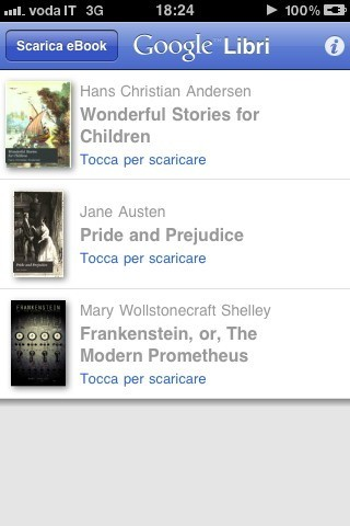 Google Books screenshots