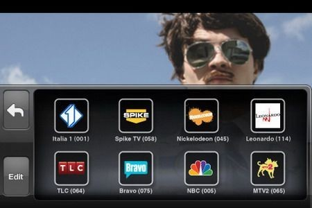 SlingPlayer e SlingBox screenshots