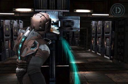 Dead Space, la sega al plasma in azione
