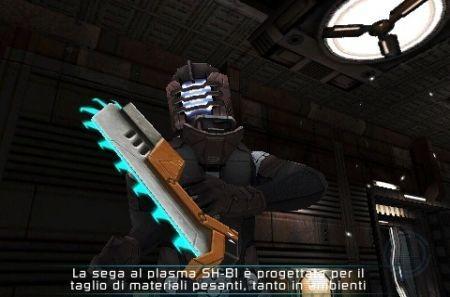 Dead Space, la sega al plasma