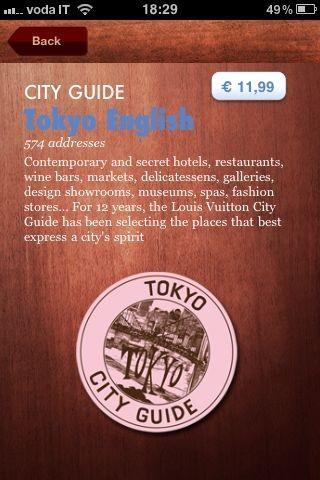 Amble with Louis Vuitton, la guida in inglese di Tokyo