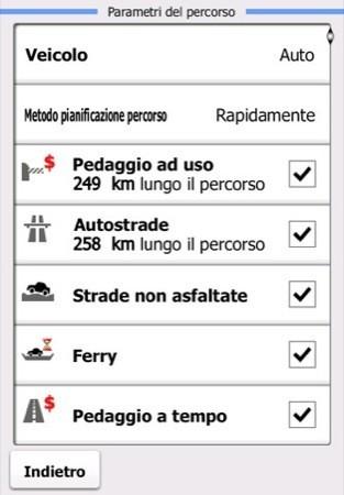 iGO, l'itinerario testuale