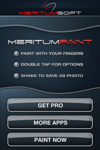 Meritum Paint Pro, disponibile anche free