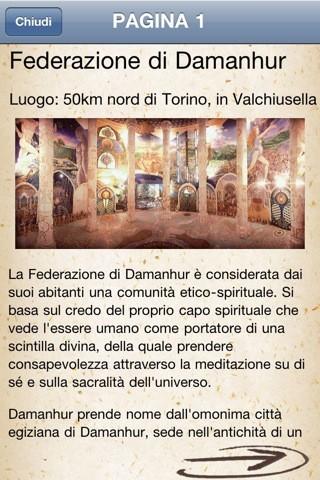 Misteri Misteriosi Italia, Damanhur